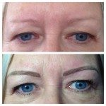 Semi Permanent Makeup - Eyebrows - Services now found at The Topiary Salon Old Basing, Basingstoke