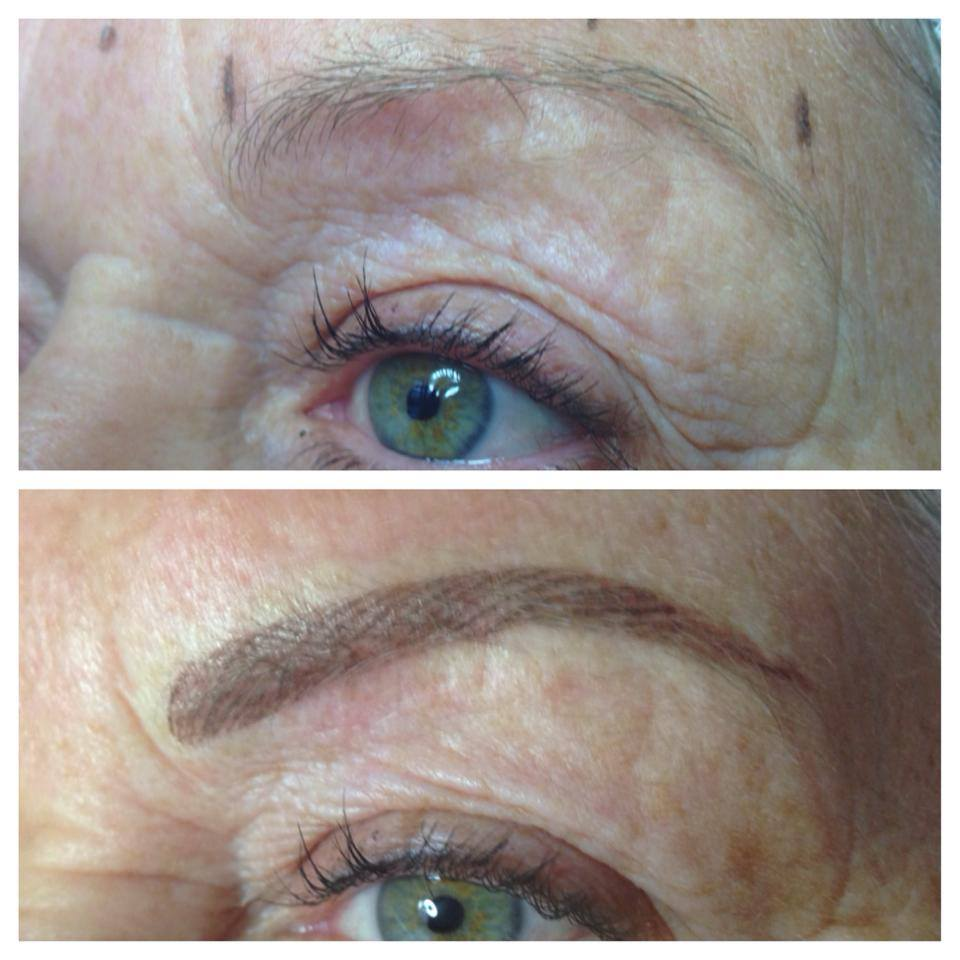 Semi Permanent Makeup - Eyebrows