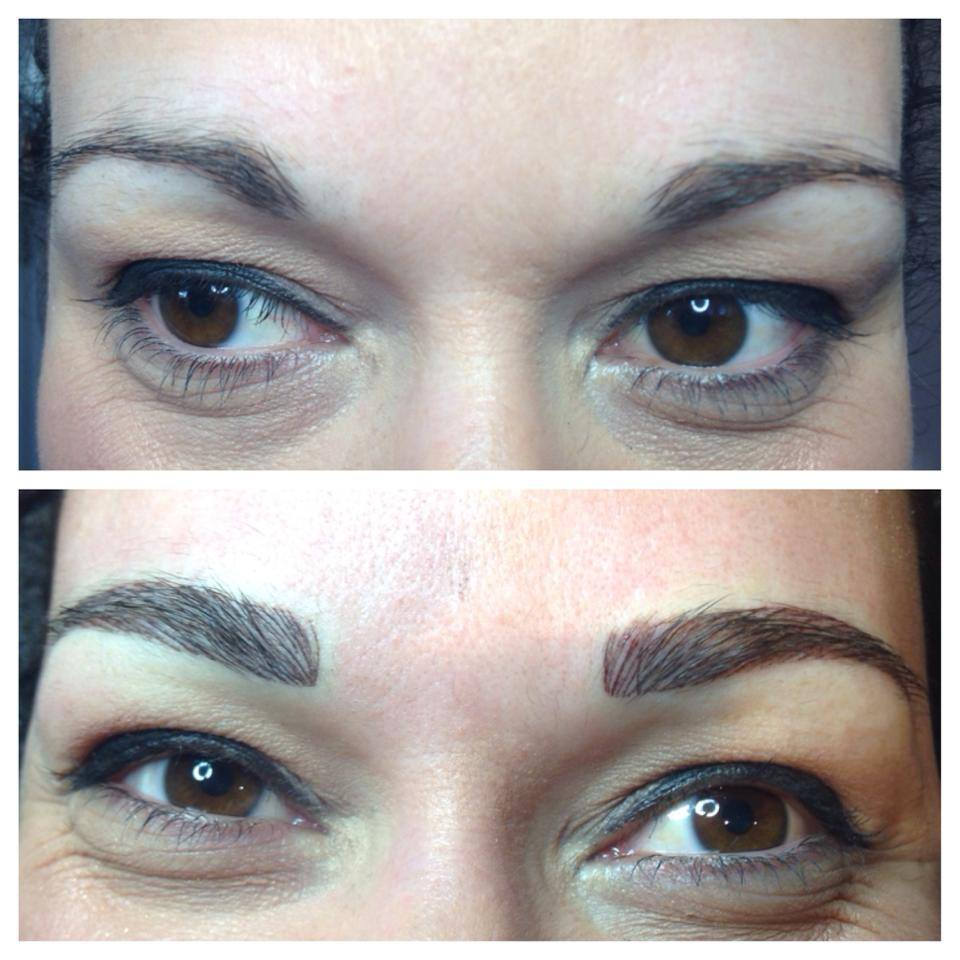 Semi Permanent Makeup - Brows & Eyeliner