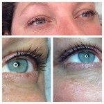 Semi Permanent Makeup - Eye liner - Services now found at The Topiary Salon Old Basing, Basingstoke