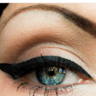 Top Trends for 2014 - Liquid Eyeliner
