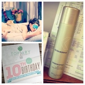 Happy 10th Birthday to The Topiary Salon